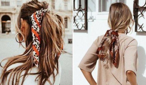Las mejores formas de lucir un pañuelo