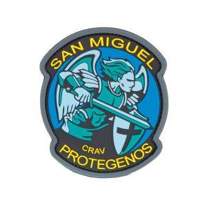 Parche San Miguel Arcángel