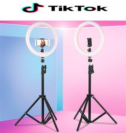 Mejores aros de luz para tus videos de Tik Tok, Youtube y Videollamadas
